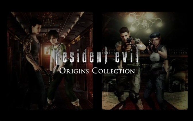 RESIDENT EVIL: ORIGINS COLLECTION REVIEW