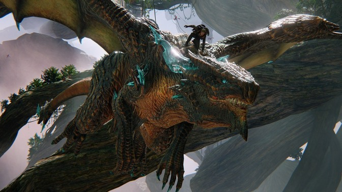 Scalebound Now Set to Take Flight in 2017 With Delay