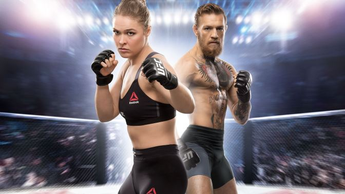 EA Sports UFC 2 Release Date Announced