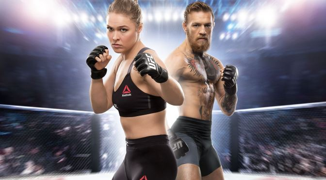 EA Sports UFC 2 Release Date Announced