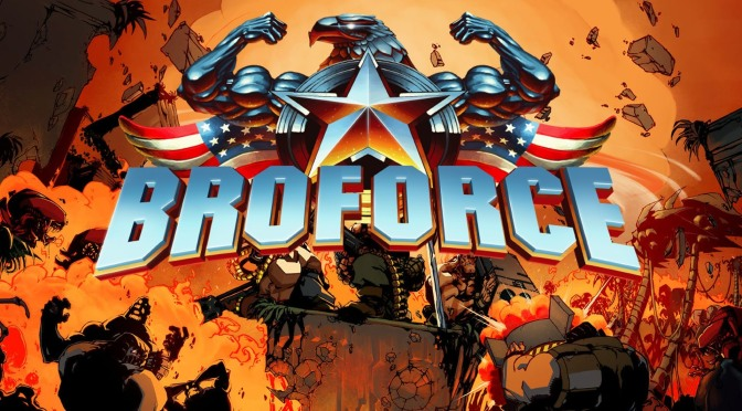 Broforce Wins March's Vote to Play Promotion