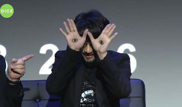 Guillermo Would Do Anything For Kojima