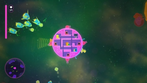 Lovers in a Dangerous Spacetime_20160214154340