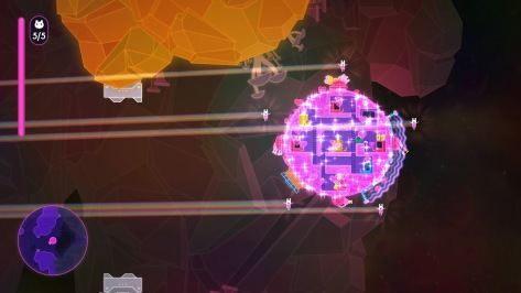 Lovers in a Dangerous Spacetime_20160214172541