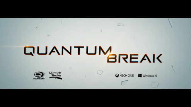 New Quantum Break Trailer