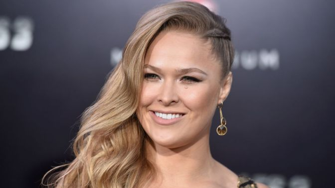 Ronda Rousey Wants to Suit Up As Samus in Metroid Movie