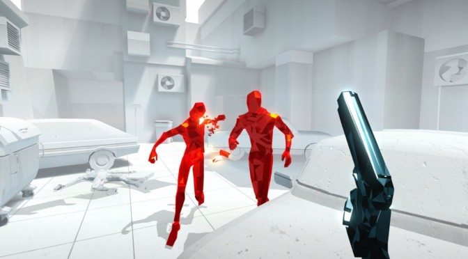 Time is the Ultimate Weapon in SUPERHOT Launch Trailer