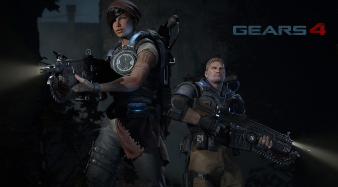 Gears of War 4 Beta Coming