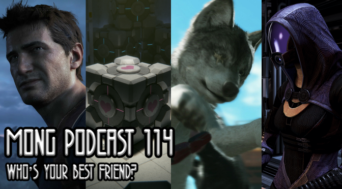 MONG Podcast 114 | Who's Your Best Friend?