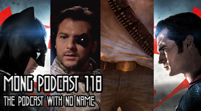 MONG Podcast 118 | The Podcast with No Name