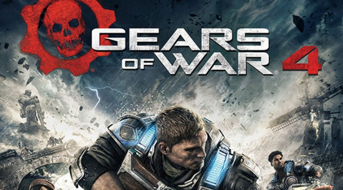 New Cinematic Trailer For Gears of War 4