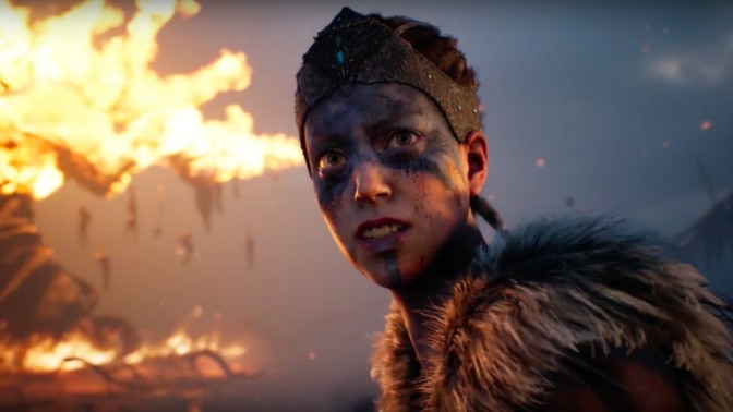 Ninja Theory Recruits Talent to Conquer Combat in Hellblade Dev Diary