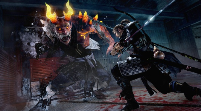 Nioh Alpha Demo Headed to PSN Later This Month