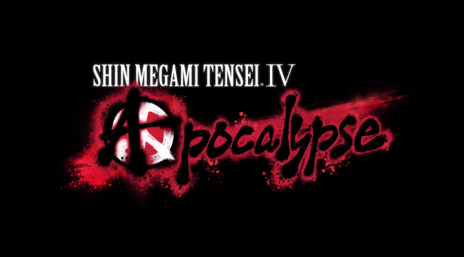 Shin Megami Tensei IV Apocalypse Announced For The West