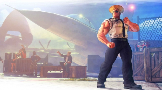 Release Date Revealed for Guile's Street Fighter V Debut