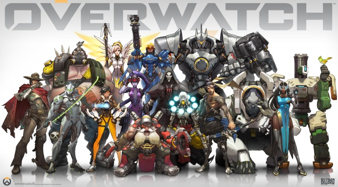 Overwatch Beta reaches 9.7 million player count