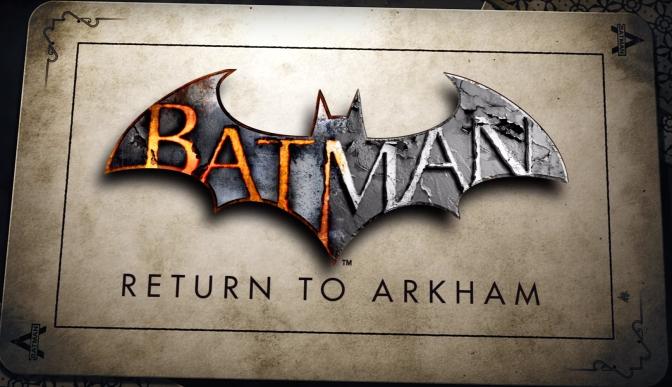 Batman: Arkham Asylum, Arkham City remasters officially announced