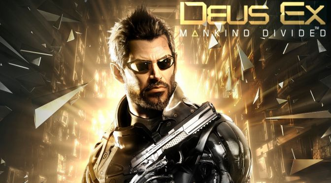 School's In Session with Deus Ex: Mankind Divided 101 Trailer