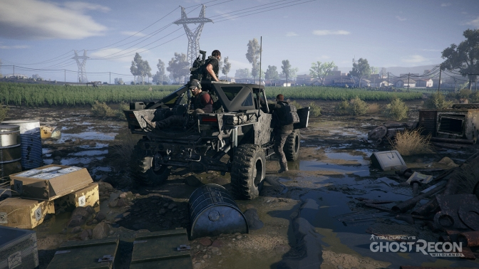 See What it Takes to be a Ghost in New Trailer for Ghost Recon Wildlands