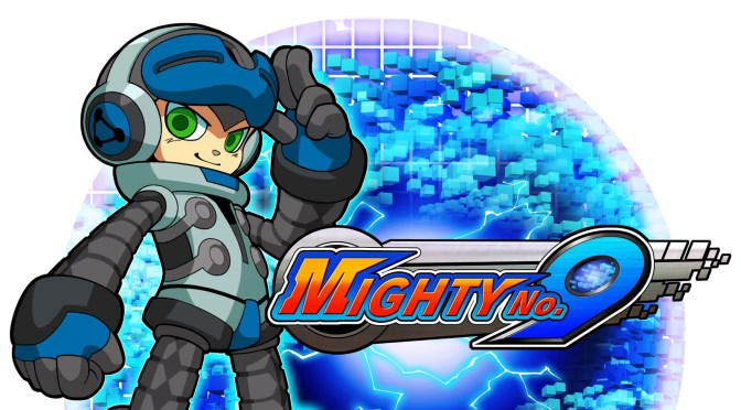 Mighty No.9 Has Gone Gold- Release Date Set