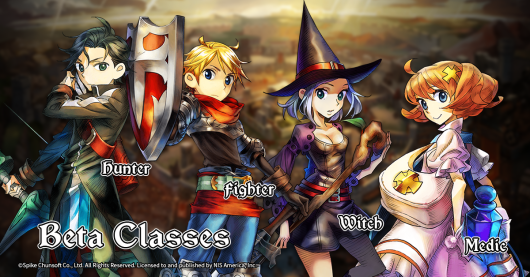 Playable Classes