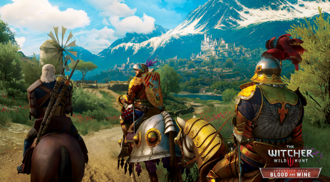 Witcher 3's Blood and Wine expansion gets new stunning trailer