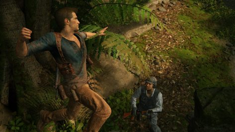 Uncharted 4 fist