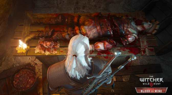 The Witcher 3: Blood and Wine gets final trailer before launch