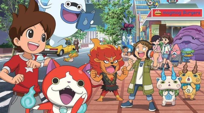 Yo-Kai Watch 2 set to arrive in US September 30th