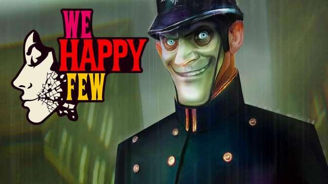 We Happy Few: E3 2016's Sleeper Hit
