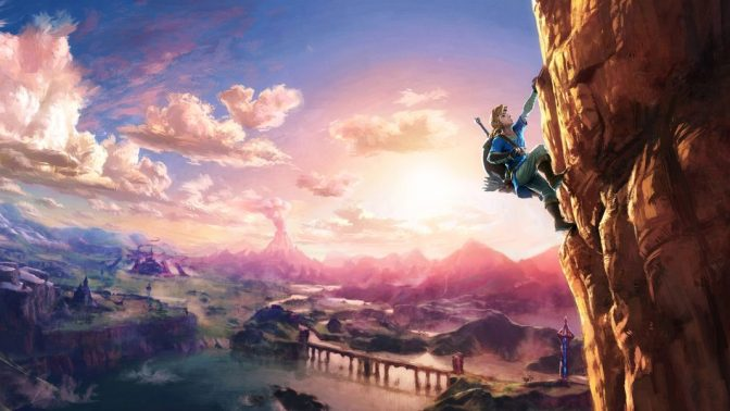The Legend of Zelda: Breath of the Wild hints at a reimagined Nintendo