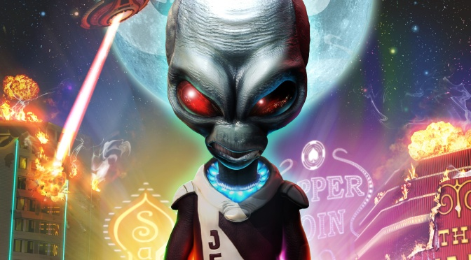 A new Destroy All Humans! game on the horizon