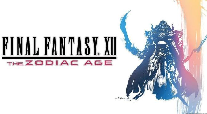Final Fantasy XII: The Zodiac Age announced for PlayStation 4