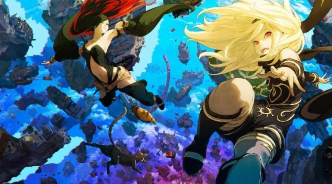 Gravity Rush 2 E3 Trailer Takes Flight