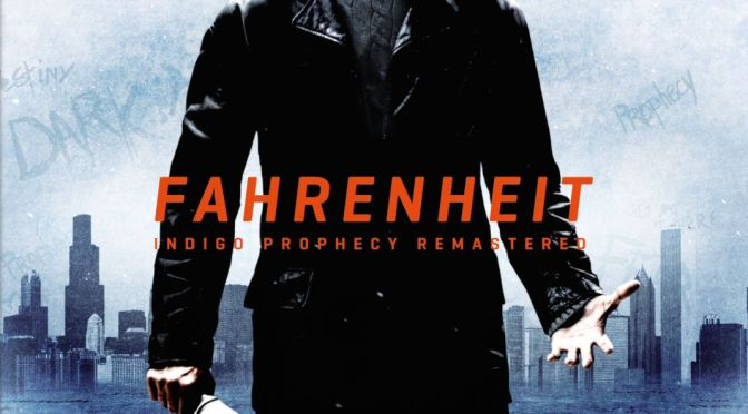 Quantic Dream's Fahrenheit – Indigo Prophecy coming to PS4