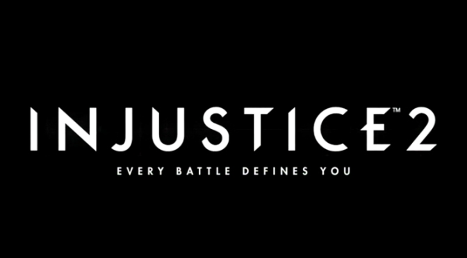 Injustice 2 officially revealed, coming 2017