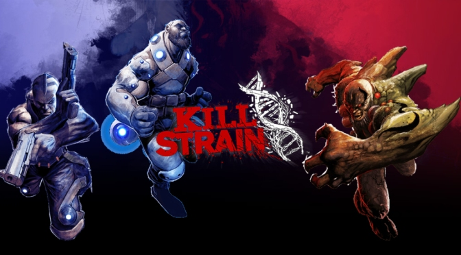 Kill Strain release date announced, PlayStation Plus members get it early