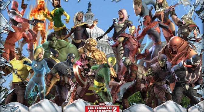 Marvel: Ultimate Alliance 1 & 2 may be getting remastered