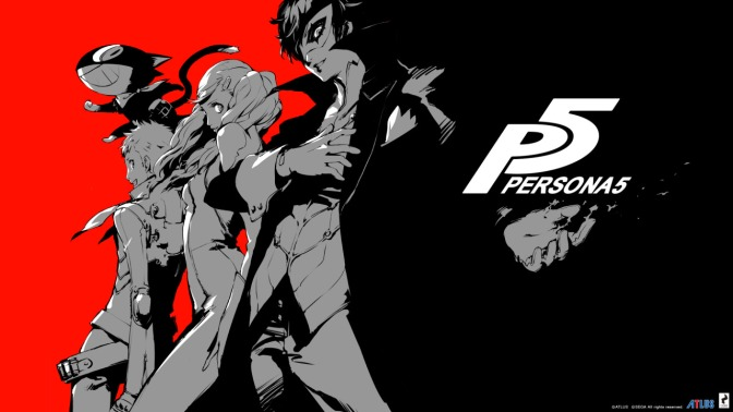 Persona 5 Finally Gets A North American Release Date