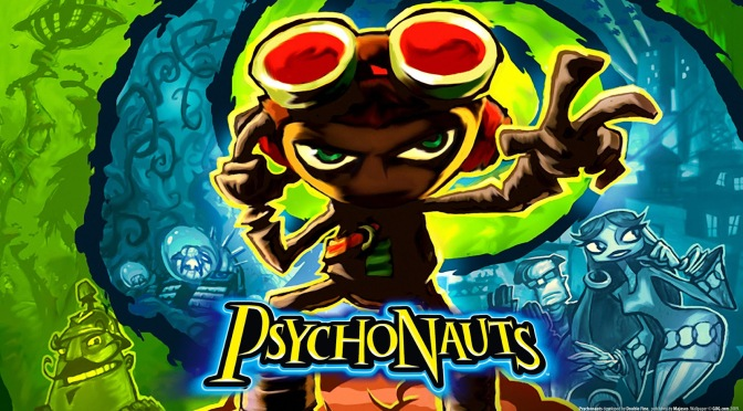 PS2 classic Psychonauts releasing on PS4 this week
