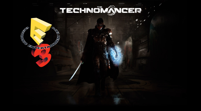 THE TECHNOMANCER'S E3 TRAILER INVITES YOU TO MARS