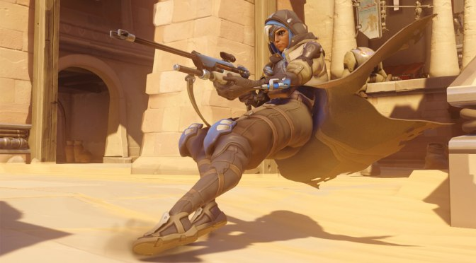 Blizzard announces Overwatch's next hero: Ana