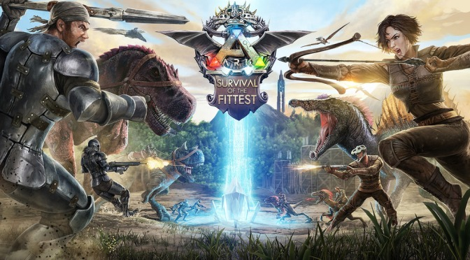 Ark: Survival of the Fittest on the PS4 put on hold indefinitely