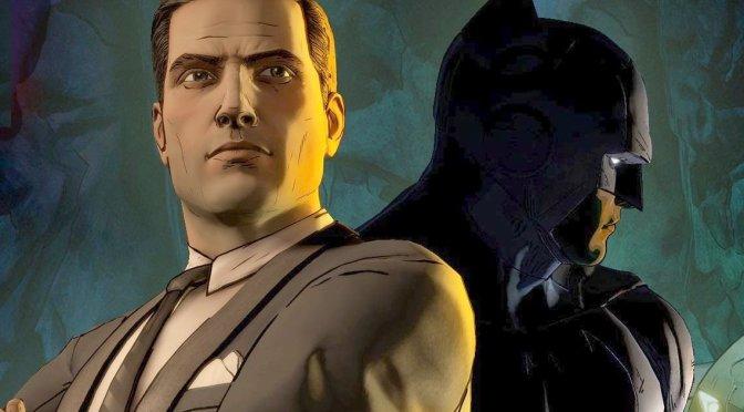 Batman: The Telltale Series gets release window