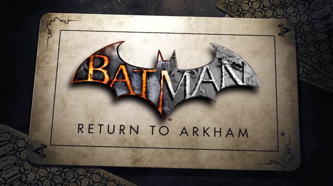 Batman: Return to Arkham arriving November at the earliest