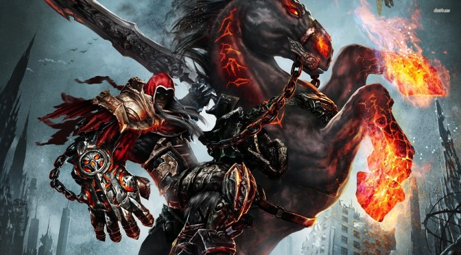 Darksiders: Warmastered Edition announced