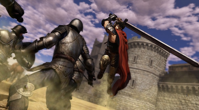 Berserk Game Coming West This Fall
