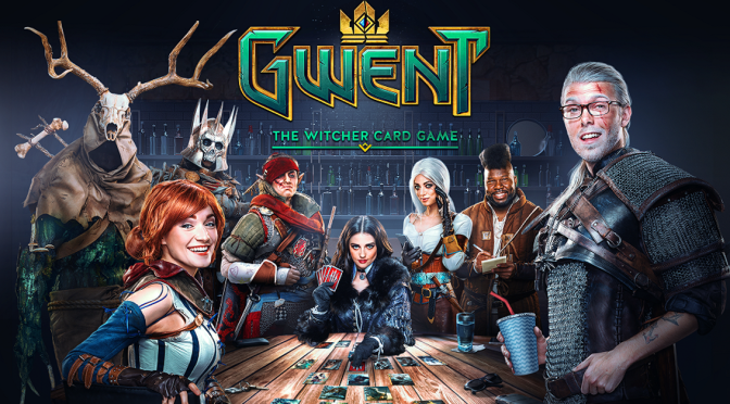 Gwent: The Witcher Card Game aiming for PS4/Xbox One cross-play