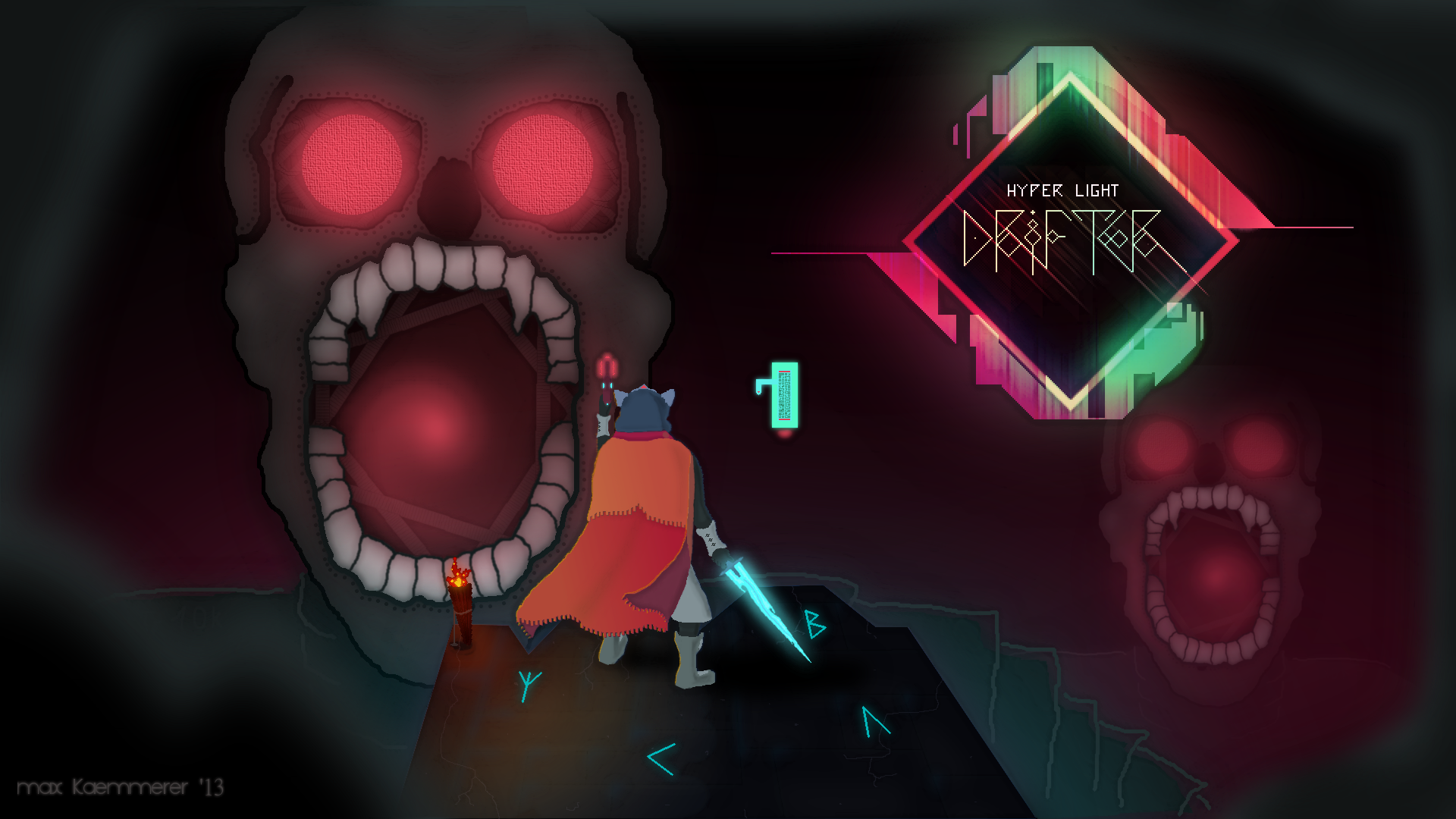 Hyper Light Drifter Coming To Consoles This Month Middle Of