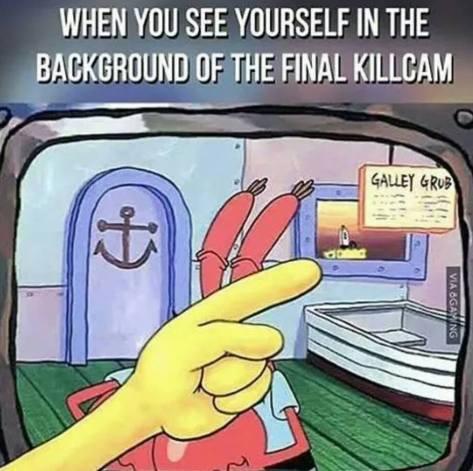 killcam background